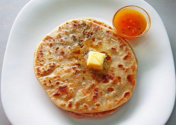 Aloo-Paratha