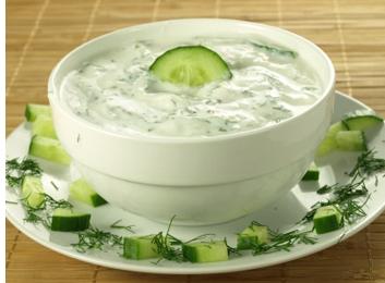 Cucumber Raita Trans